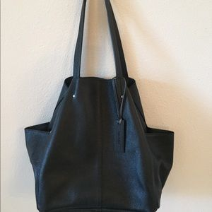 New American Eagle All Leather Bag NWOT